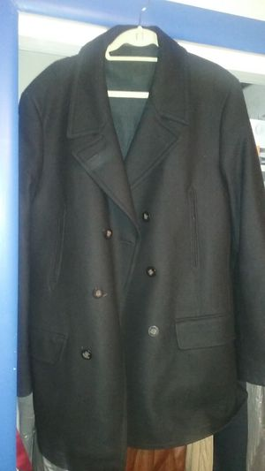 Men's Wool Lauren Car Coat for Sale in Fort Washington, MD