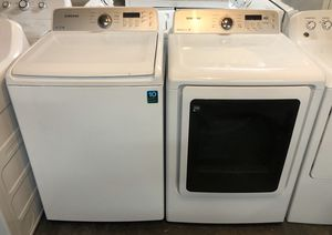 Samsung Washer And Dryer Set for Sale in The Colony, TX