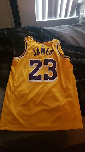 Lebron james jersey. for Sale in San Diego, CA