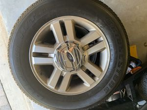 rims and tires for 2007 Ford F 150 for Sale in TEMPLE TERR, FL