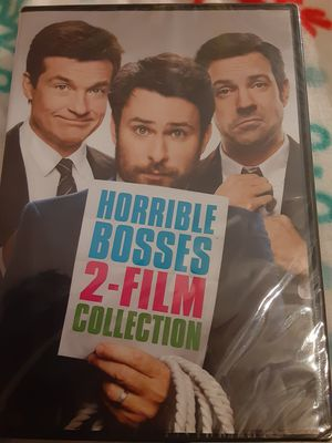HORRIBLE BOSSES 2-FILM COLLECTION (DVD) NEW for Sale in Lewisville, TX