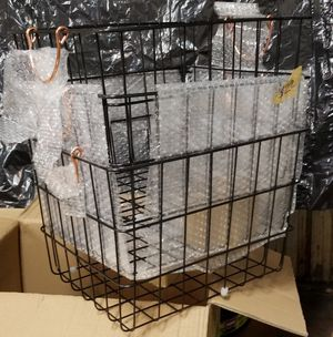 Black Metal Baskets for Sale in Union Beach, NJ