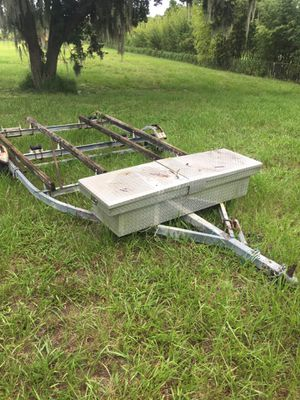Double Jet Ski Trailer for Sale in Ruskin, FL