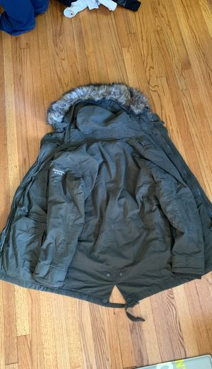 Abercrombie & Fitch Winter Coat (Parka) for Sale in Stratford, CT