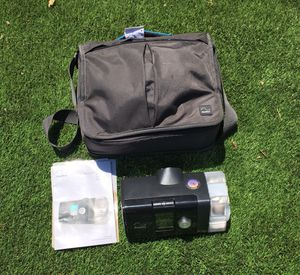ResMed AirSense 10 CPAP, Integrated Humidifier & Face Mask for Sale in Bonita, CA