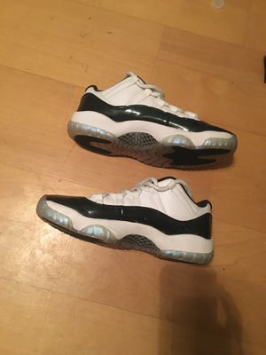 Air Jordan 11 retro emerald low for Sale in Elk Grove, CA