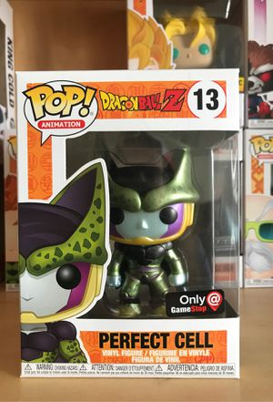 Dragonball Z Funko Pop Perfect Cell for Sale in The Colony, TX
