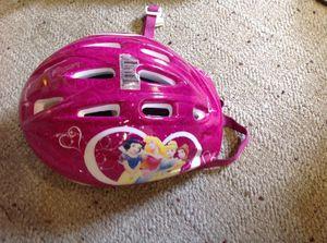 Princess Biking helmet 3 years plus perfect condition- $10 OBO for Sale in Sudbury, MA