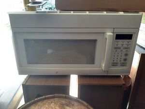 Over the Range Microwave for Sale in Pittsburgh, PA