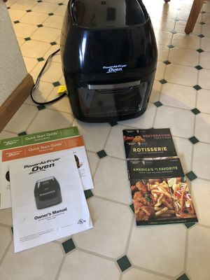 Power Air Fryer OVEN for Sale in Oshkosh, WI
