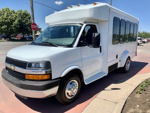 2008 Chevy Express Shuttle bus for Sale in Littleton, CO