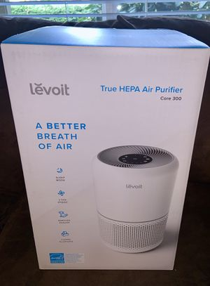 New sealed Levoit HEPA air purifier for home allergies, pets and smokes for Sale in Hillsboro, OR