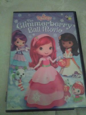 Strawberry shortcake movie for Sale in West Palm Beach, FL