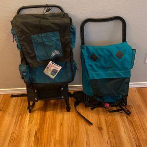 External Frame Hiking Backpacks for Sale in Portland, OR
