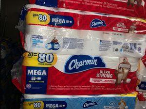 Charmin toilet paper for Sale in Avondale, AZ
