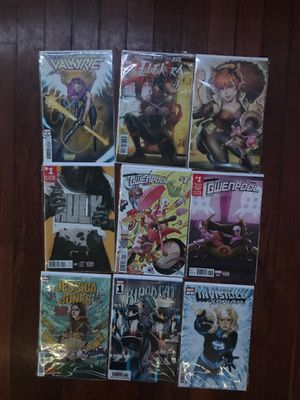 Marvel Comics Female Heroes for Sale in San Pablo, CA