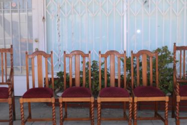 Oak 1920's Dining Chairs for Sale in Los Angeles,  CA