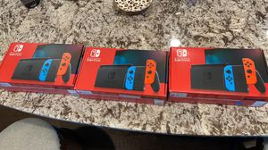 Nintendo switch consoles for Sale in Richboro, PA