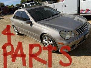 2007 Mercedes c230 for parts for Sale in Littlerock, CA