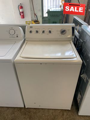 🚚💨Delivery Available Kenmore Washer Beige #1442🚚💨 for Sale in Glen Burnie, MD