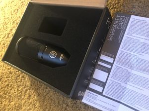 AKG P120 Condenser Microphone By:Harman for Sale in Pittsburgh, PA