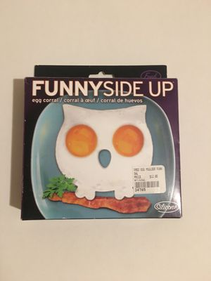 Silicone egg cooker - cute owl theme! for Sale in Paradise Valley, AZ