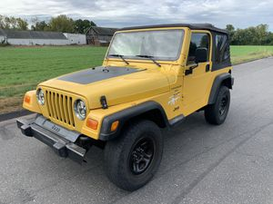 2000 Jeep Wrangler sport for Sale in East Hartford, CT