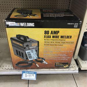 90 AMP FLUX 🔥 WIRE WELDER $99.99 for Sale in Phoenix, AZ