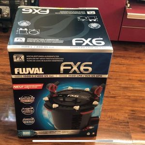 Fluval Fx6 Fish Tank Canister for Sale in Rancho Mirage, CA