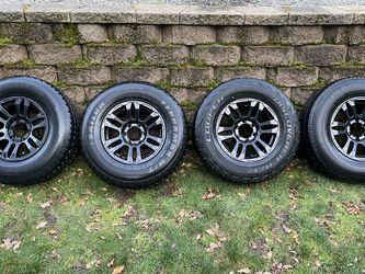 MB Wheels 6x139.7 6x5.5 for Sale in Burien,  WA