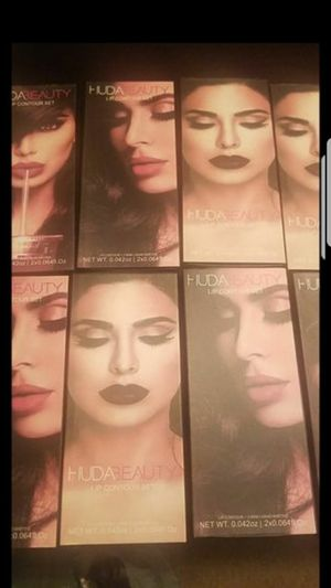 Huda Lip Kit for Sale in Tulare, CA