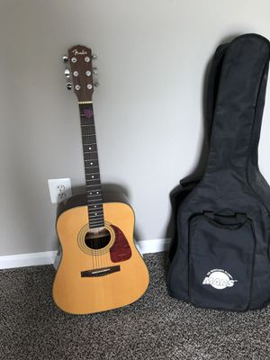 Fender Accustic Guitar for Sale in Rockville, MD
