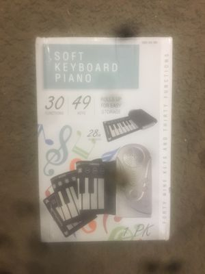 Soft Keyboard Piano for Sale in Arcata, CA