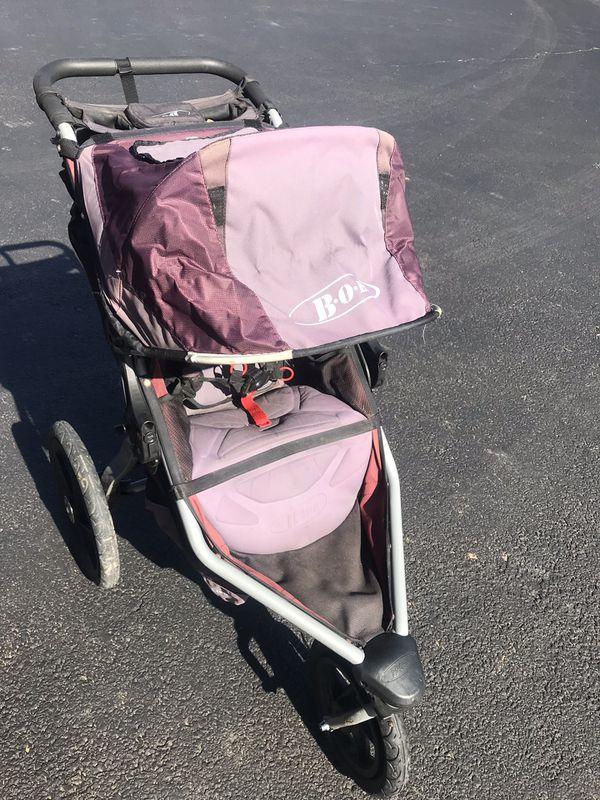 Single BOB stroller