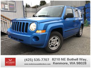 2008 Jeep Patriot for Sale in Kenmore, WA