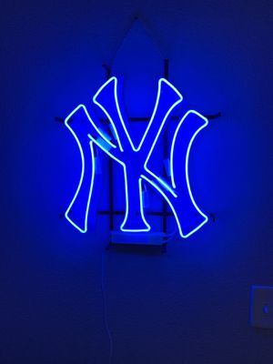 New York Yankees Neon Sign for Sale in Savannah, GA