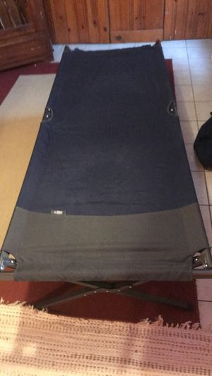 Camping sleeping cot for Sale in Columbia, MO