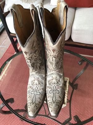 Corral Woman's Cowboy Boots - New for Sale in Fort Worth, TX