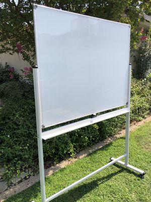Mobile dry erase board for Sale in Fresno, CA