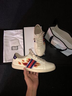 Gucci ace flames for Sale in Riverside, CA