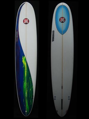 "9'6"" Longboard Surfboard brand new for Sale in San Diego, CA"