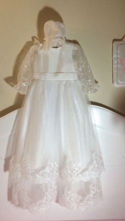 Baptism Dress for Sale in Sterling Heights,  MI
