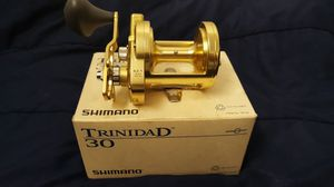 Shimano Trinidad TN30 Fishing Reel for Sale in Garden Grove, CA