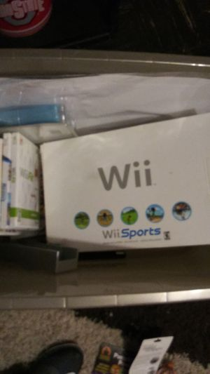 Wii sport for Sale in Columbus, OH