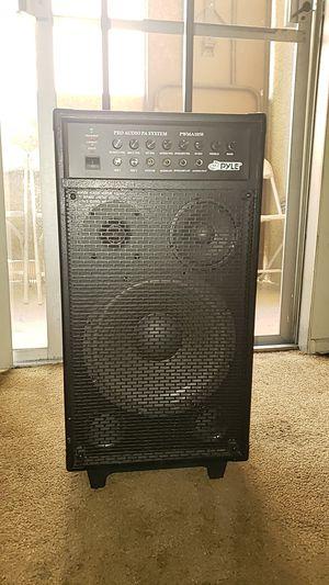 Pyle Pro Audio system for Sale in Montebello, CA