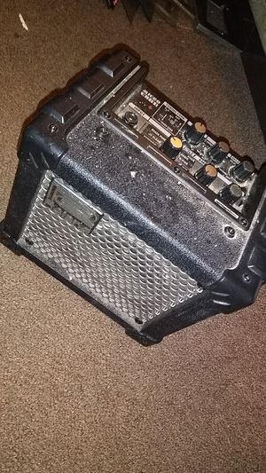 Roland Micro Cube guitar amplifier for Sale in Anchorage, AK