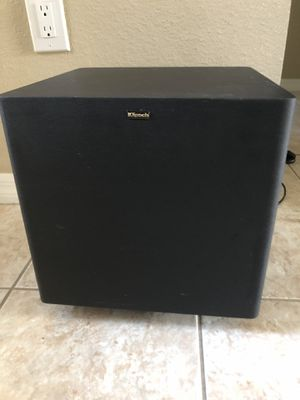 Klipsch sub 8 II home theater powered sub for Sale in Holiday, FL
