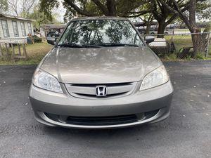 2004 Honda Civic Hybrid for Sale in San Antonio, TX