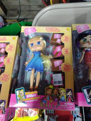 2 boxy girl dolls for Sale in Menominee, MI
