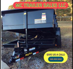 Big Tex Dump Trailer , for Sale in Brandon, MS